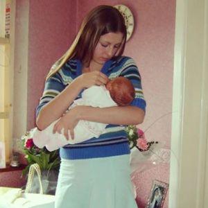 Jessica newborn